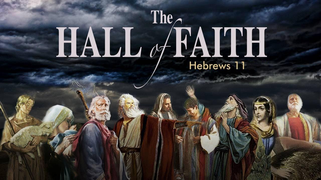 God's Breath Publications » FAITH'S HALL OF FAME