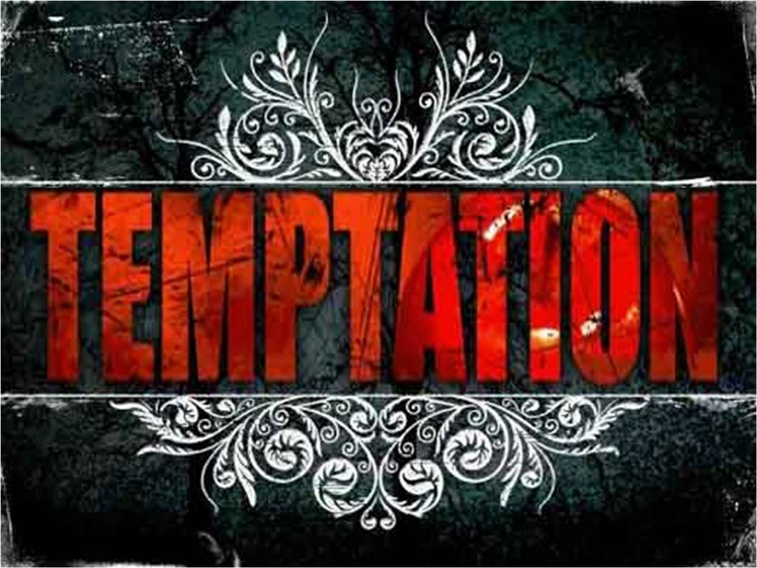 God's Breath Publications » TEMPTATION